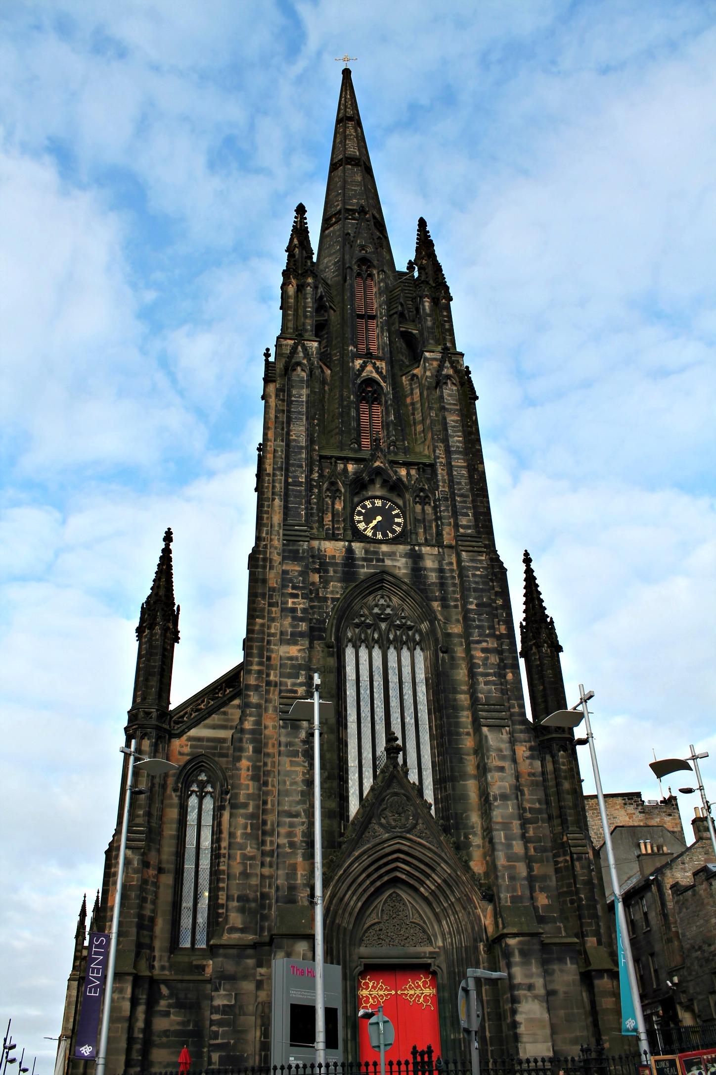 St. Giles Cathedral, Ediburgh, Scotland