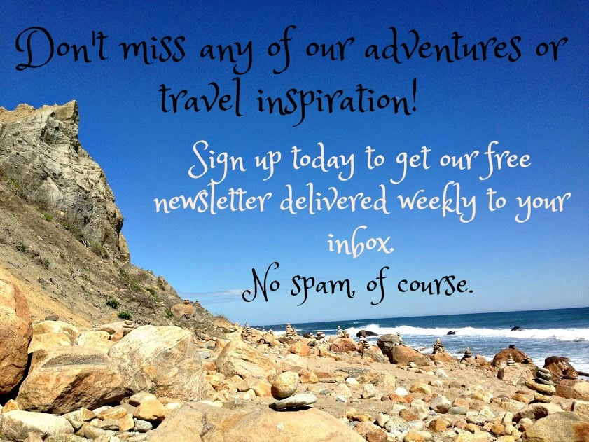 Click here if you would like to continue our journey with us...