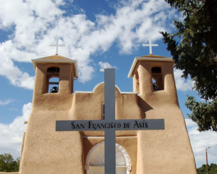 things to do in sante fe and taos