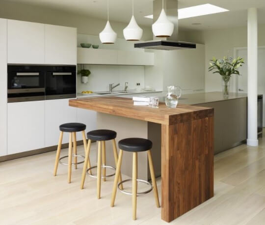 Small Kitchen Island Bench: 19 Unique Kitchen Island Ideas For Every Space And Budget