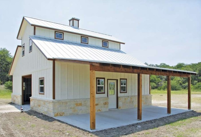 13 best metal barndominium floor plans for your dream for Cost to build shell of house
