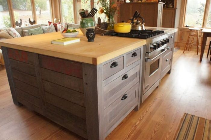 What To Treat Butcher Block Kitchen Island Top