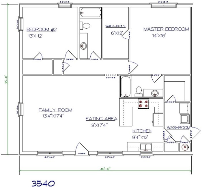 barndominium house plans. barndominium floor plans 20 x 40 house c
