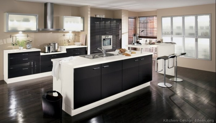 Wonderful Two Tone Kitchen Cabinets Pictures Options Tips Ideas