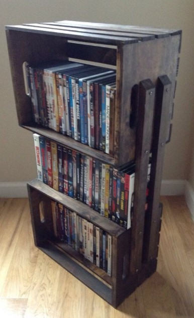 Innovative DVD Storage Ideas