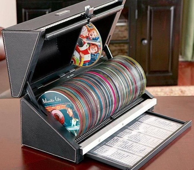 DVD Case Storage Ideas