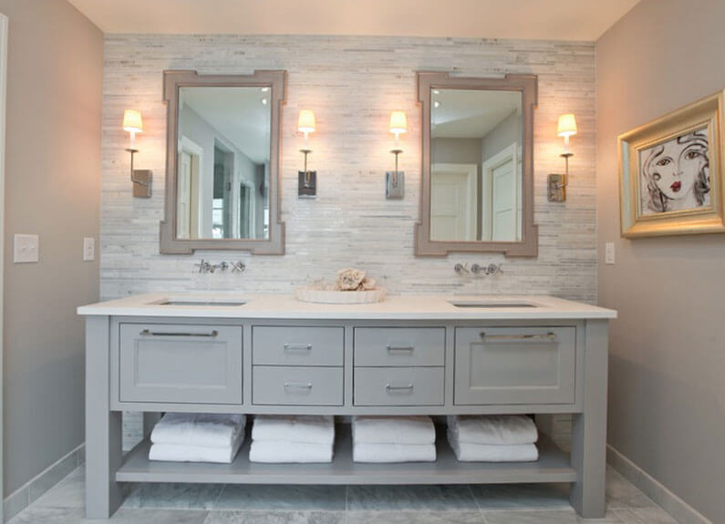 30 Best Bathroom Vanities Ideas That You Looking For The Daily Attack