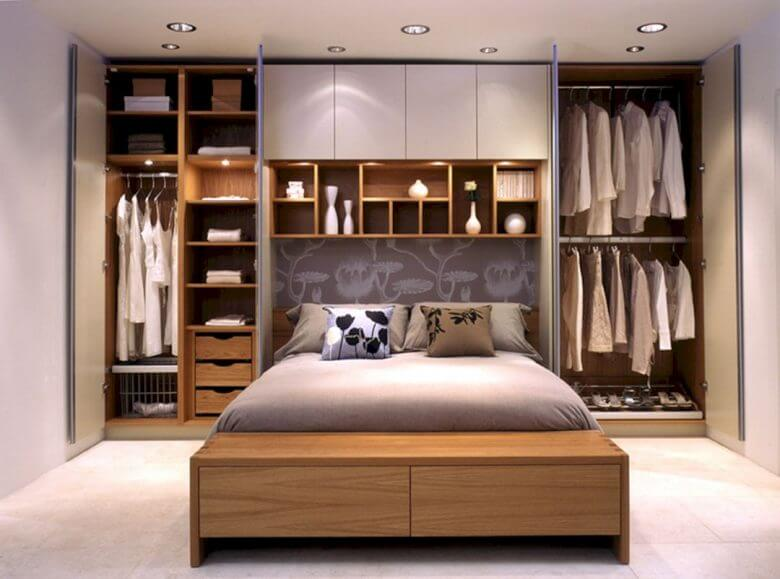 35 Brilliant Small Bedroom Storage Ideas Hacks And Solutions