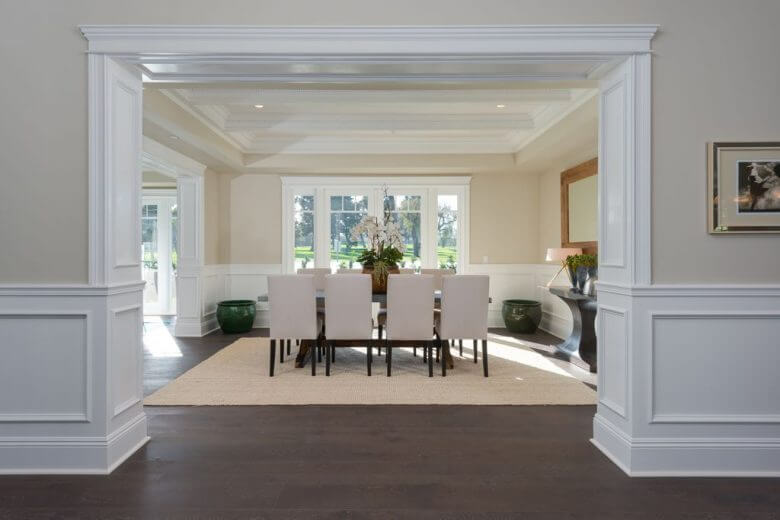 40 of Best Wainscoting Design Ideas for Your Next Project