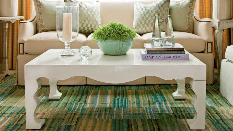 52 Cozy Living Room Coffee Table Ideas Decorating that ...