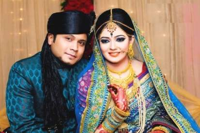 Mishu Sabbir's wedding photo