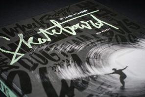 Le livre Skateboard, De la Rue à la Rampe