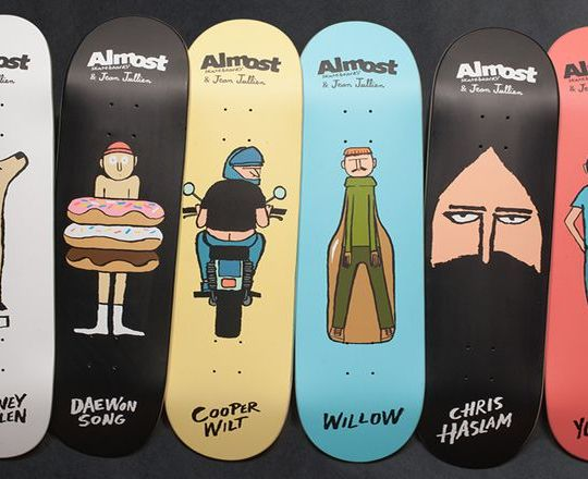 jean-jullien_skateboards