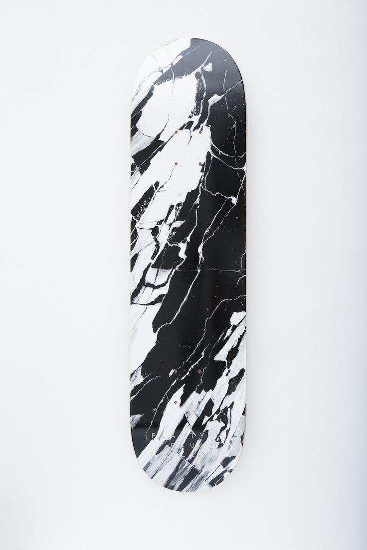 Soulland x Playtype skateboard