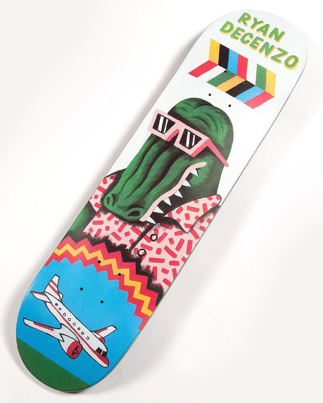 Darkstar Skateboards x Luke Pelletier