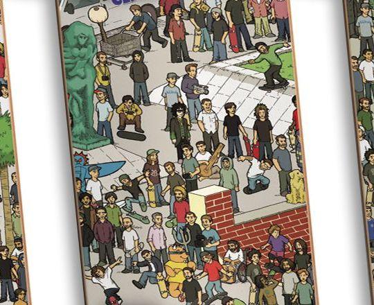 John Horner x Cliché Skateboards