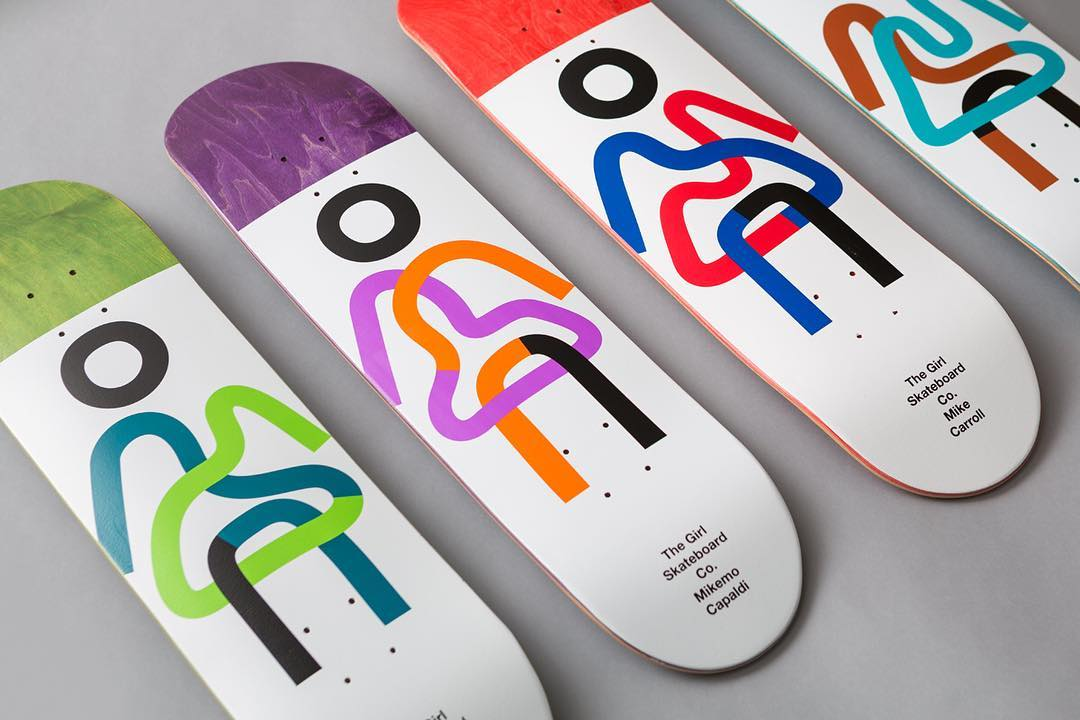 Twisted OG by Girl skateboards