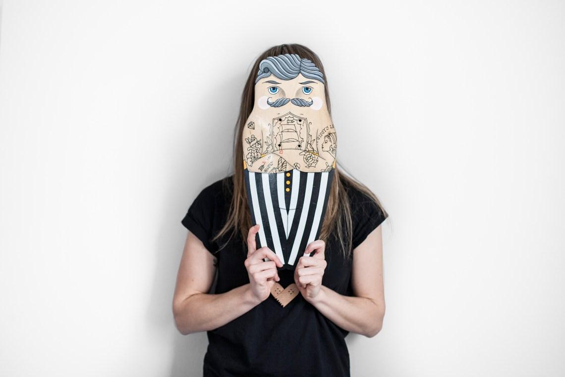 Cristina Vardanega portrait
