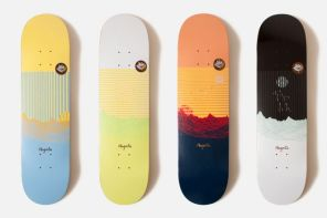 Time series by Magenta Skateboards