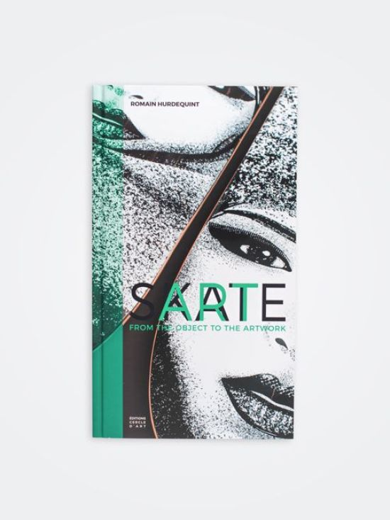 Skate Art book by Romain Hurdequint