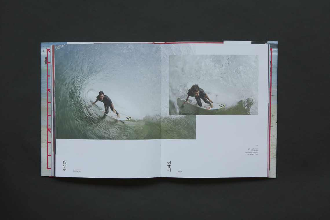 De Biarritz Yearbook Surf