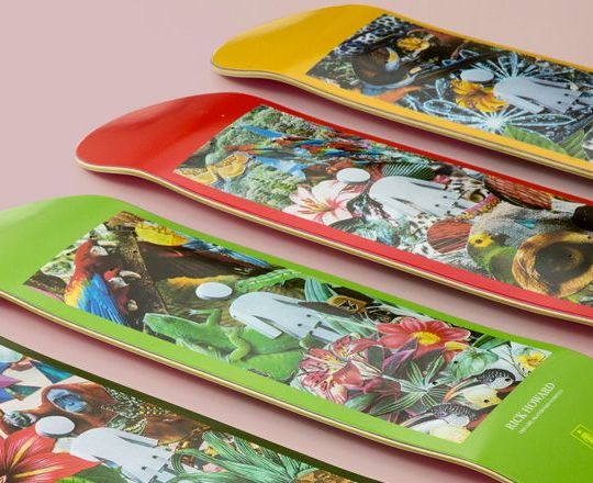 Jungle OG Series By Girl Skateboards