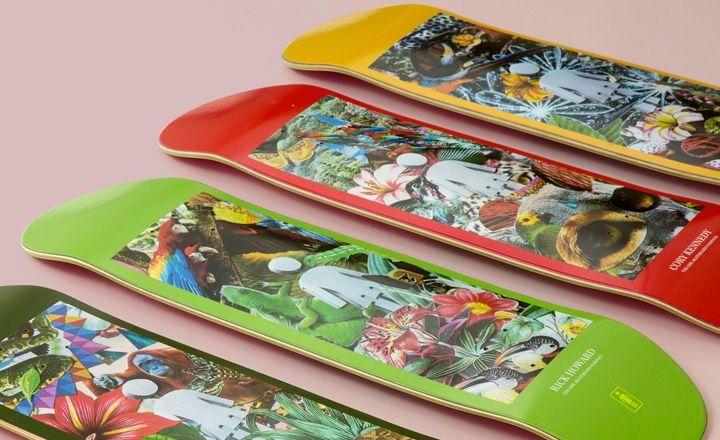Jungle OG Series By Girl Skateboards