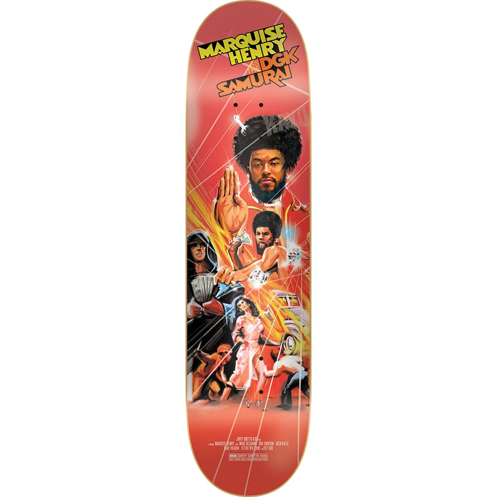 Kung Fu Series Dgk Skateboards 11