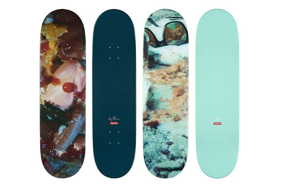 Supreme Cindy Sherman Skate Decks 03