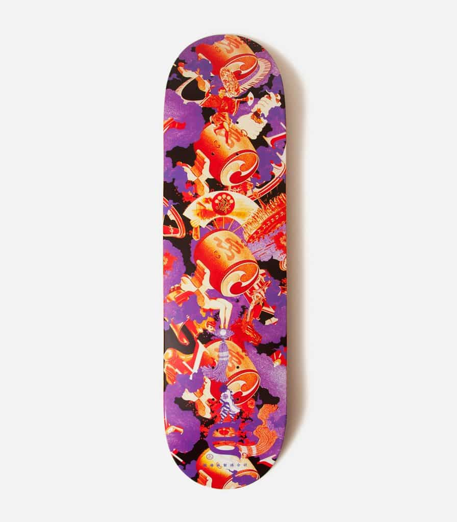 Chill Dosu Taiko By Evisen Skateboards 6
