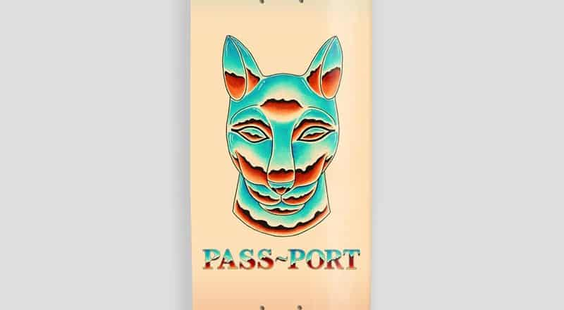 Chrome Series By Passport Skateboards 3