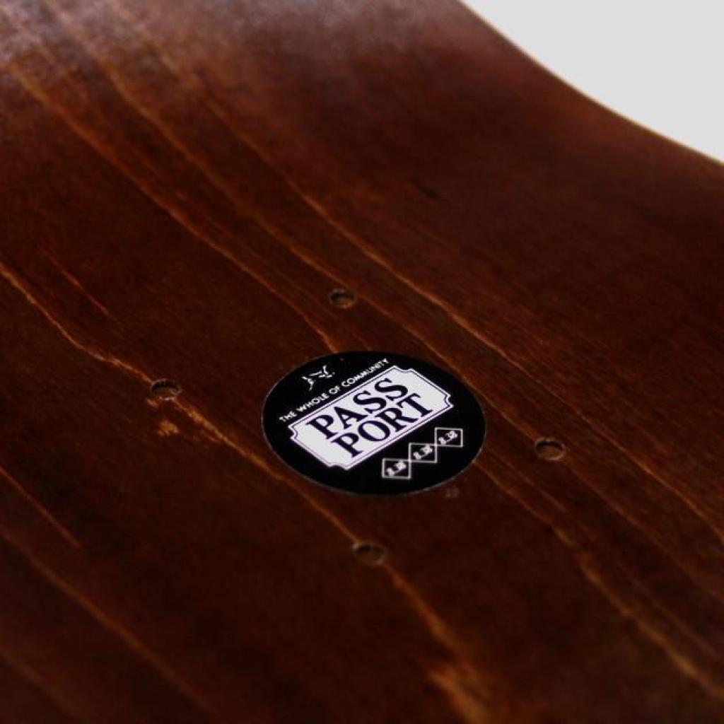 Chrome Series By Passport Skateboards 5