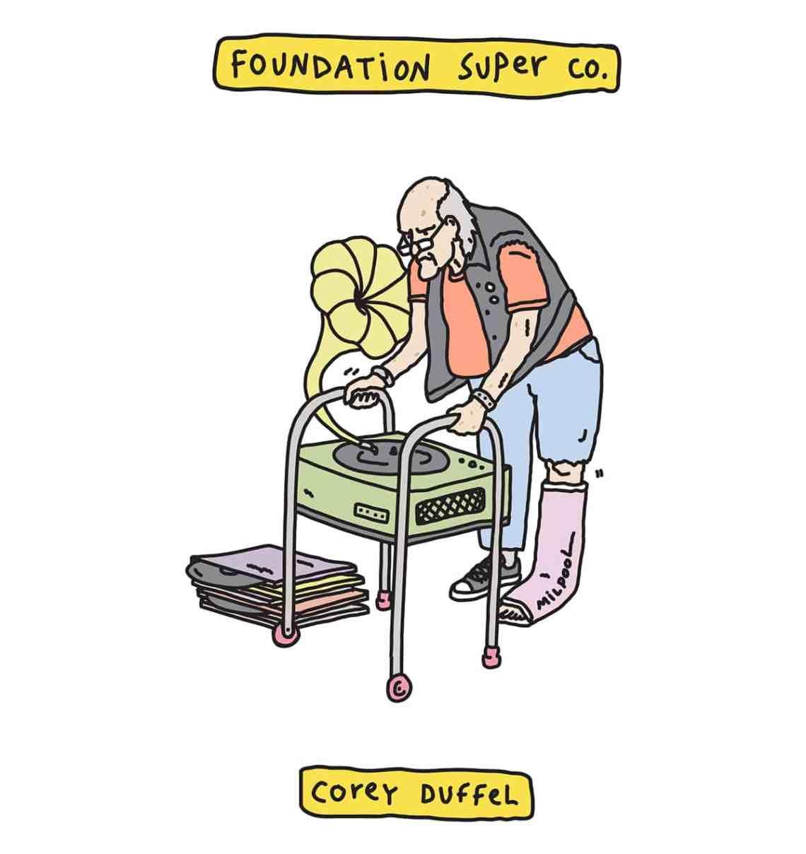 Fondation Brother Merle Skateboards 1