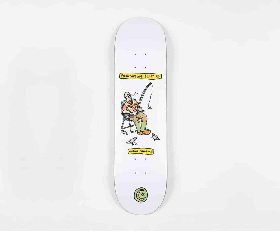 Fondation Brother Merle Skateboards 10