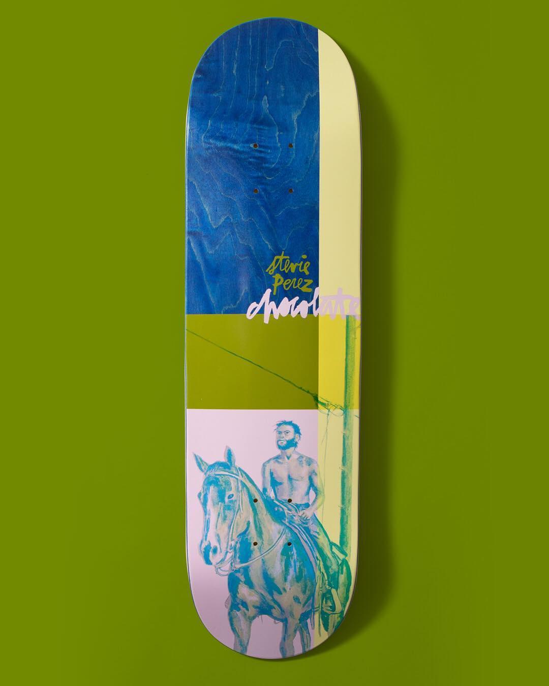 Chocolate City Cowboys Series By Chocolate Skateboards 3