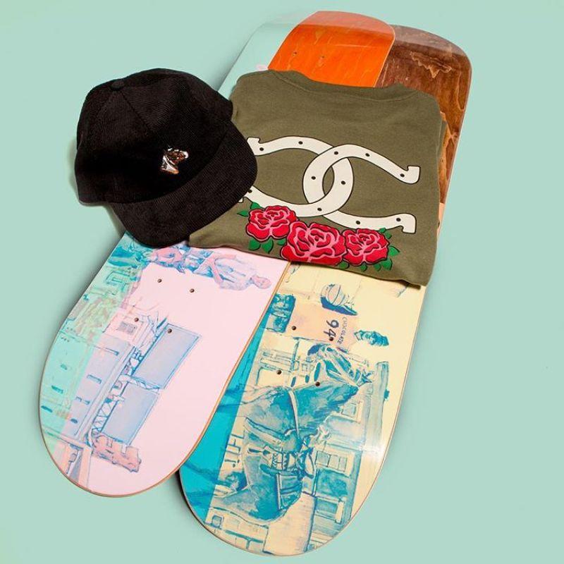 Chocolate City Cowboys Series By Chocolate Skateboards 8