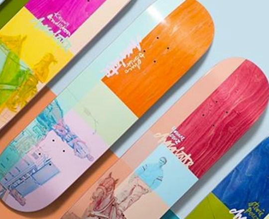 Chocolate City Cowboys Series By Chocolate Skateboards