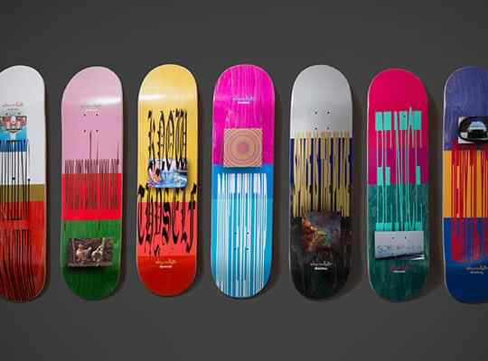 Dont Trip Series By Chocolate Skateboards