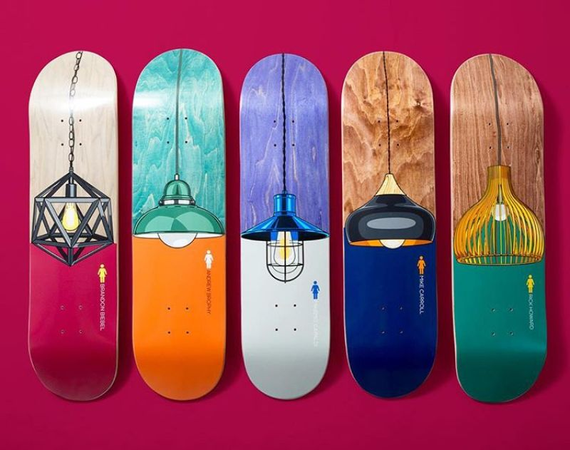 The Illuminated Series By Girl Skateboards 4