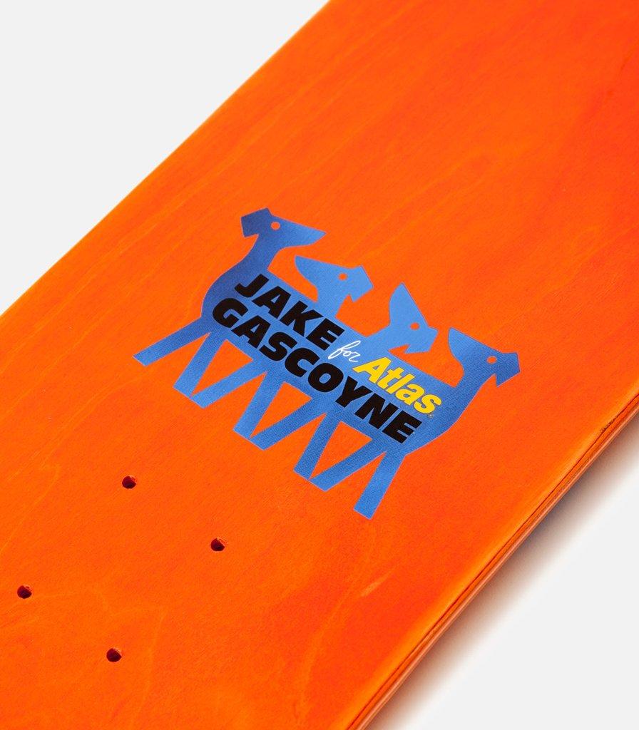 Jake Gascoyne X Atlas Skateboarding 12