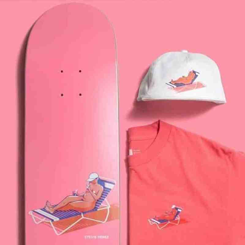 Sunbather Series Chocolate Skateboards 2