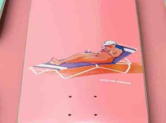Sunbather Series Chocolate Skateboards