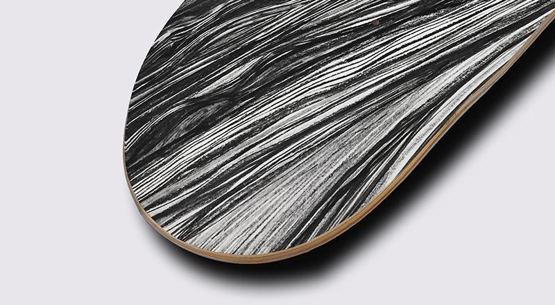 Horizontal Vertical Skateboards Lopa 4