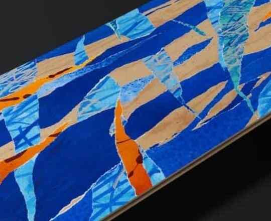 Stix913 Skateboard Deck