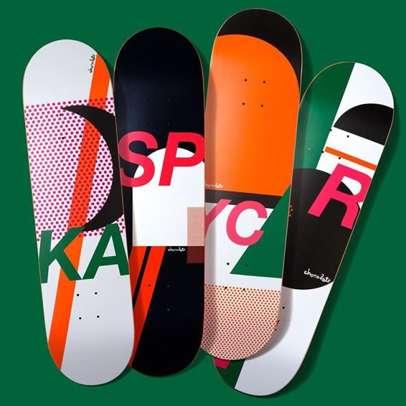 Neu Phaze Chocolate Skateboards 5
