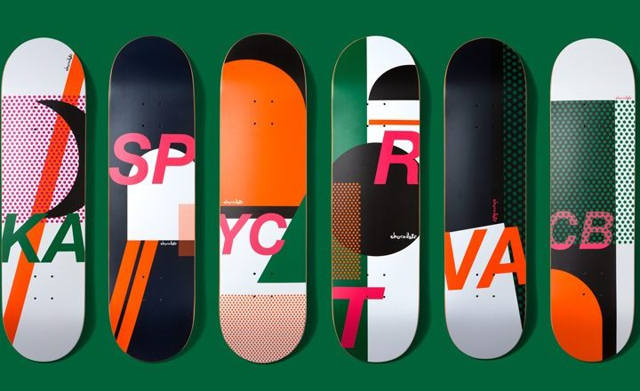 Neu Phaze Chocolate Skateboards 6