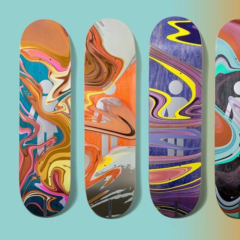 Oil Slick Series By Girl Skateboards 7