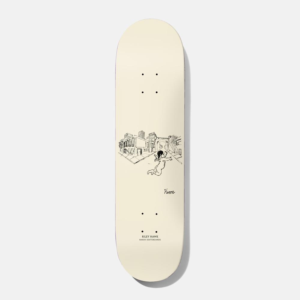 Amour Series By Honor Titus Baker Skateboards 5
