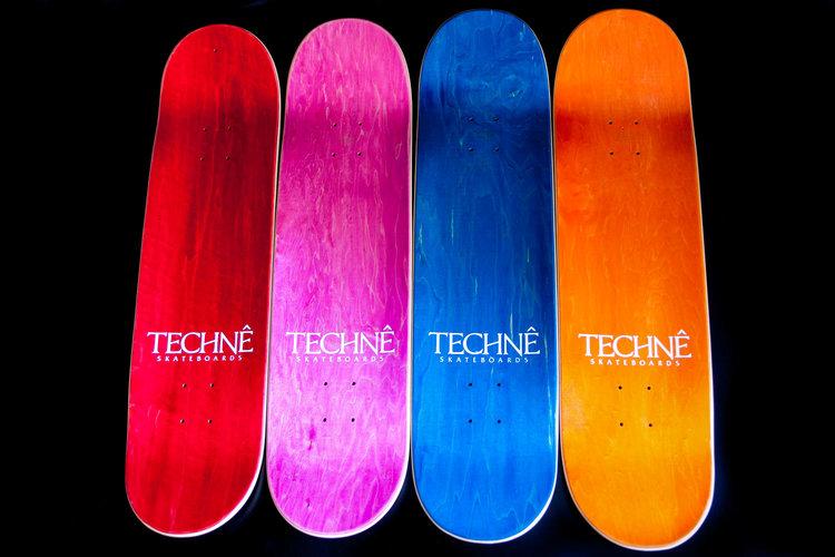 Wise By Markovich Techne Skateboards 10