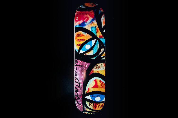 Wise By Markovich Techne Skateboards 2